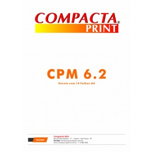 Papel Transfer CPM - A4
